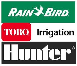 Rain Bird, Toro Irrigation, Hunter Pioneer Underground Lawn Sprinklers Omaha