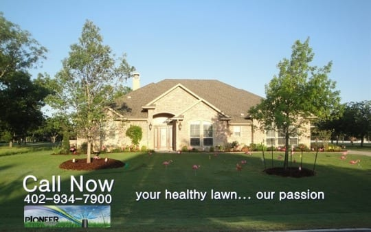 Great Lawns Sprinkler Systems | Pioneer Underground Lawn Sprinklers