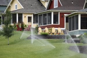 RESIDENTIAL IRRIGATION & SPRINKLER SYSTEMS Omaha NE