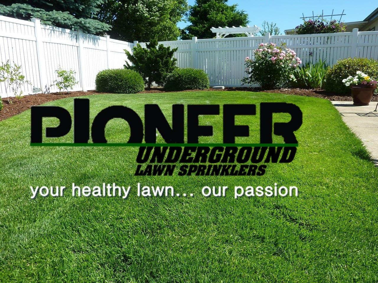 Pioneer Underground Lawn Omaha Sprinklers