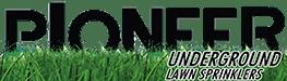Pioneer Underground Lawn Sprinklers Logo