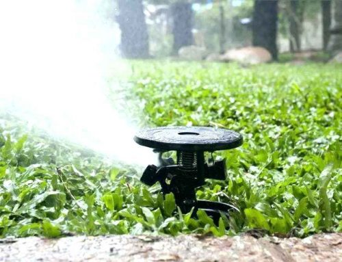 What's the Minimum Pressure for Sprinkler Heads?