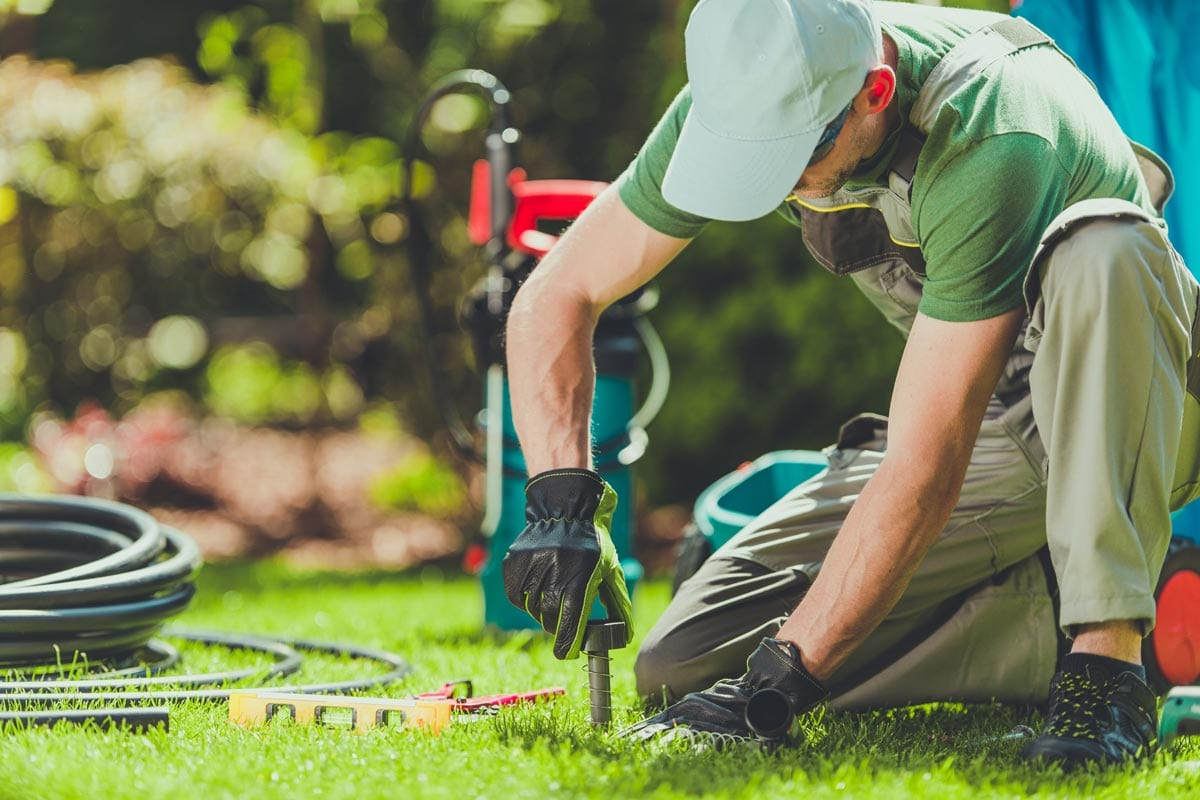 Common Sprinkler System Repairs and solutions in Omaha