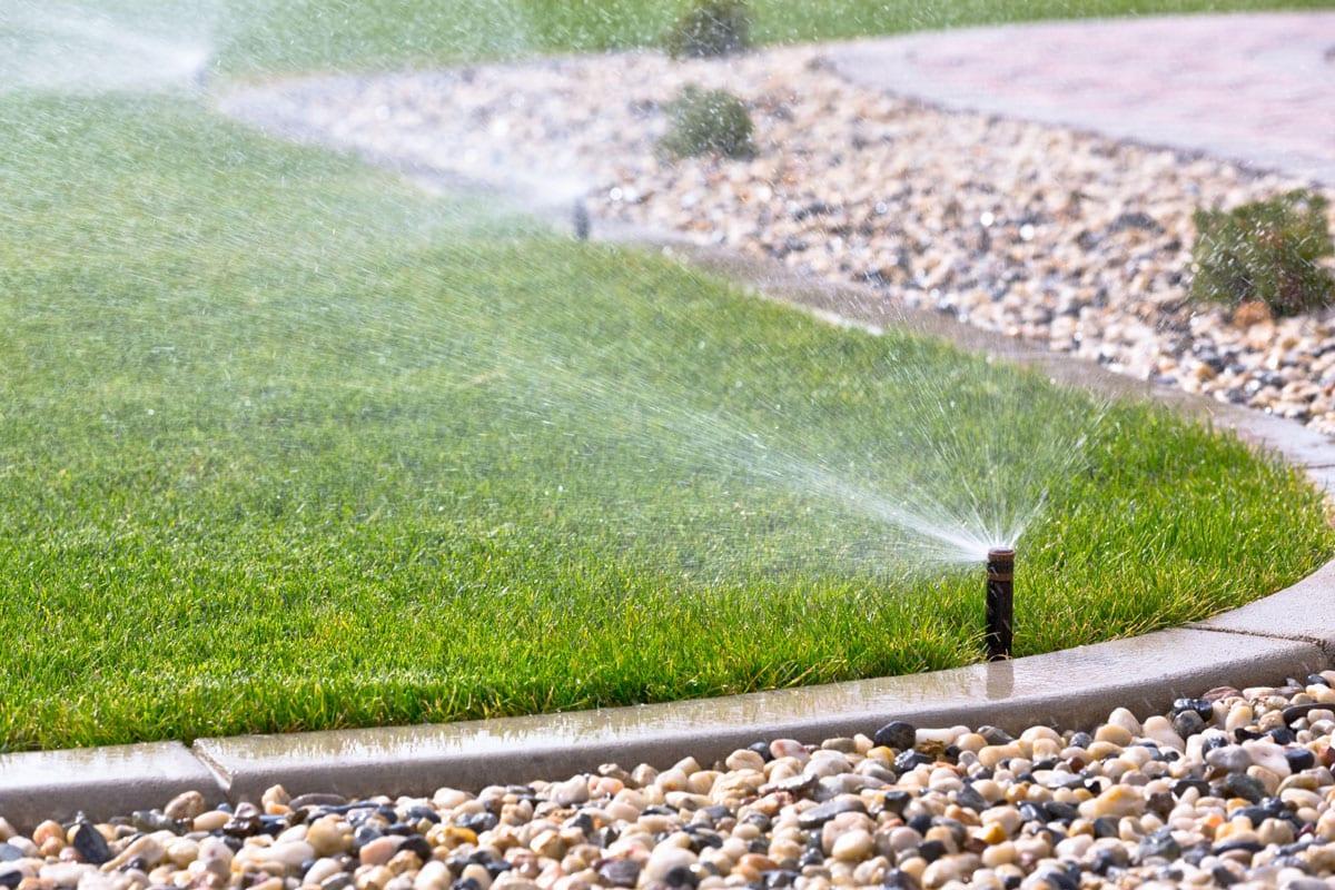 Sprinkler System Installation vs. Repair Omaha