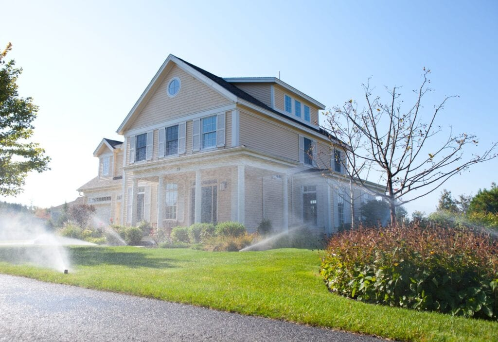 Does A Sprinkler System Add Value To A Home?