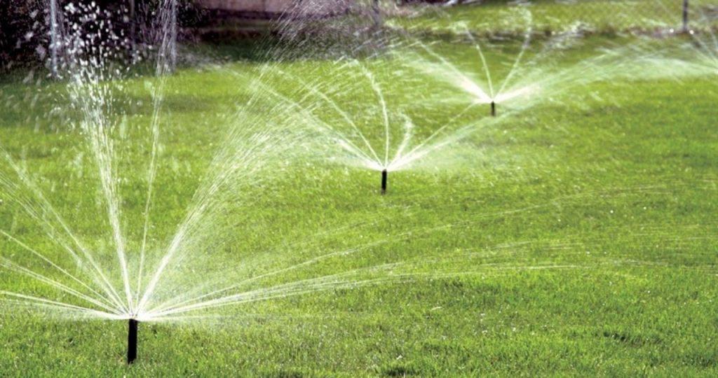 Turn Off Sprinkler System